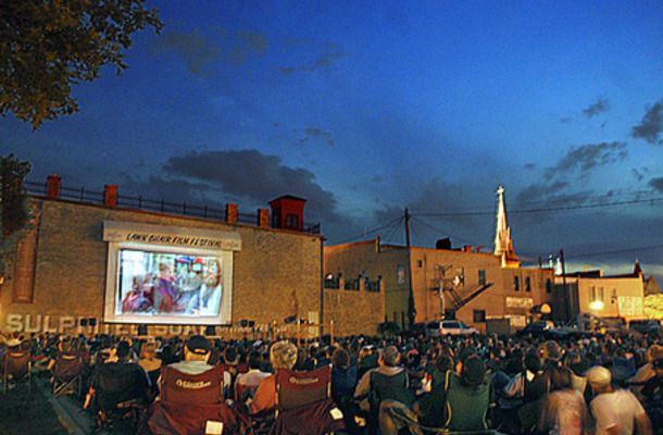 Lawn Chair Film Festival  Ames Street at N. Hamilton in Old Town Saginaw Ames at North Hamilton Saginaw, Michigan 48602 From: Jun 18, 2017 – Aug 06, 2017 Every Sunday Movies start at Dusk Admission: Free