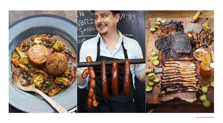 Jody Horton Photography | Chef Tim Byres, Smoke restaurant