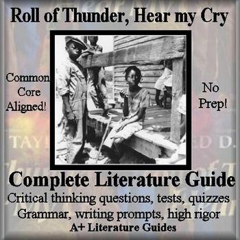 Roll of Thunder, Hear My Cry Analysis