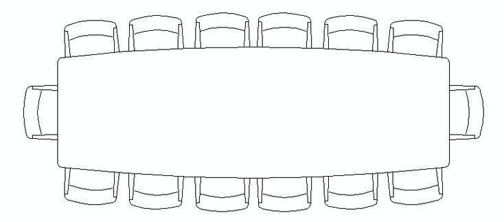 Mejores 28 im genes de bloques autocad muebles de oficina for Bloques autocad muebles