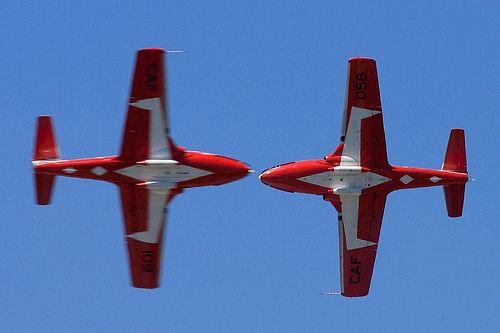 CFB Trenton Airshow Snowbirds
