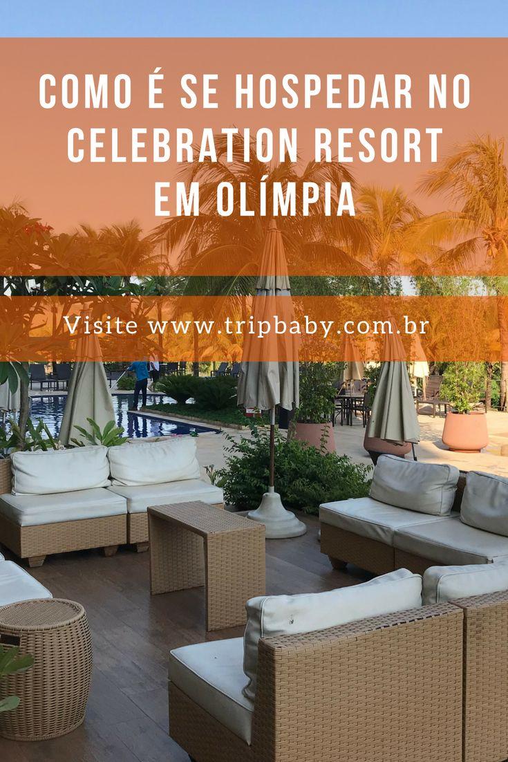 Visitamos o Celebration Resort em Olímpia e contamos tudo nessa matéria. #olímpia #hoteis #resorts
