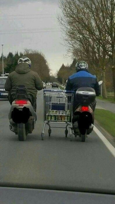 Best way to go shopping