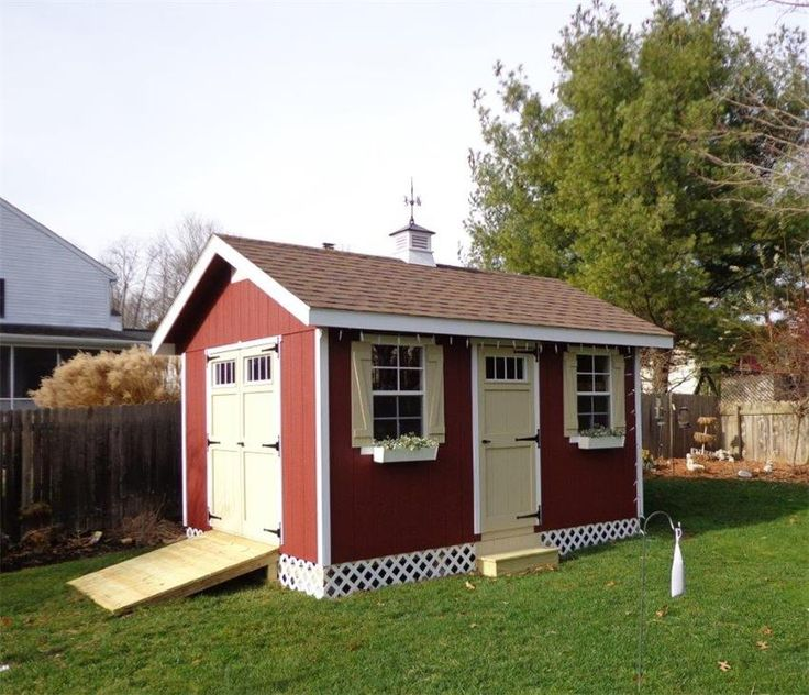 Amish Wood Carport : Best ideas about amish sheds on pinterest shed