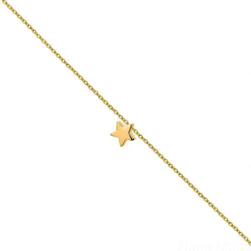 Kolekcja Zima 2015 - From the Sky - Gold #nanamarie #nanamarie_com #bracelet #bransoletka #winter #fashion #collection #jewelry #jewellery #accessories #2015 #bijou #inspiration #fromthesky