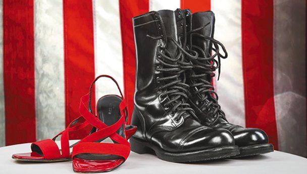 """""""Walking in Their Boots""""- Amarillo Magazine, May 2013.  VERY INSPIRING!  Story about female vet and how she turned her post-deployment struggles into a passion for helping other returning vets get help, especially with peer support.  Also includes story about combat medic who struggled readjusting to civilian life who is now a peer support specialist at the VA and other peer-to-peer organizations.  Peer to Peer is a great alternative to those who find it difficult to open up to civilian…"""