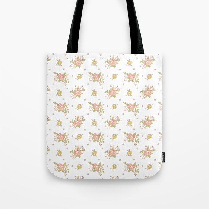 Get some sun on our oversized, Artist-designed Beach Towels. And if you're loving the print, it's also available as a Hand or Bath Towel.     #peach #blossom #fresh #Kids #baby #Flowers #Floral #Springtime #Pastels #Flowery #bloom #botanical #garden #Mia #society6 #Tote #Bag