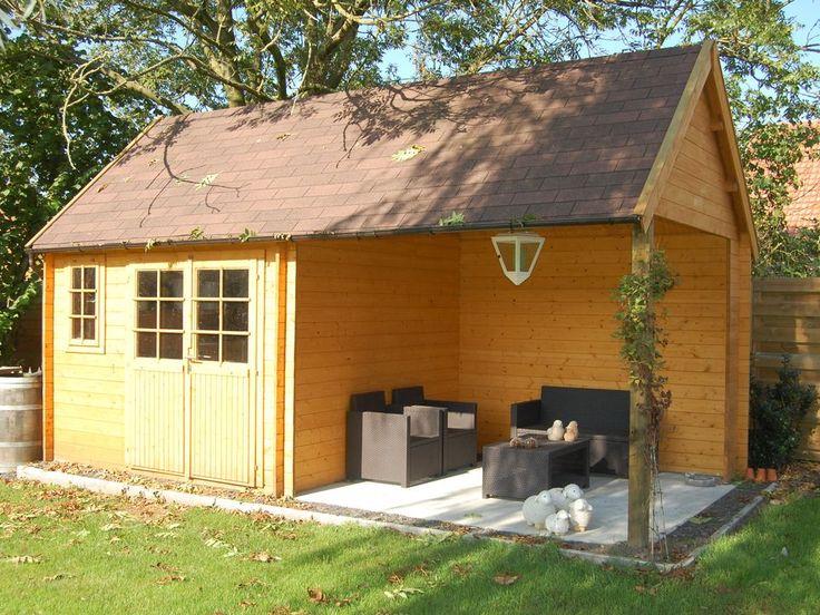 Mrs Twining's cabin Log cabin, Roof shingles, Outdoor