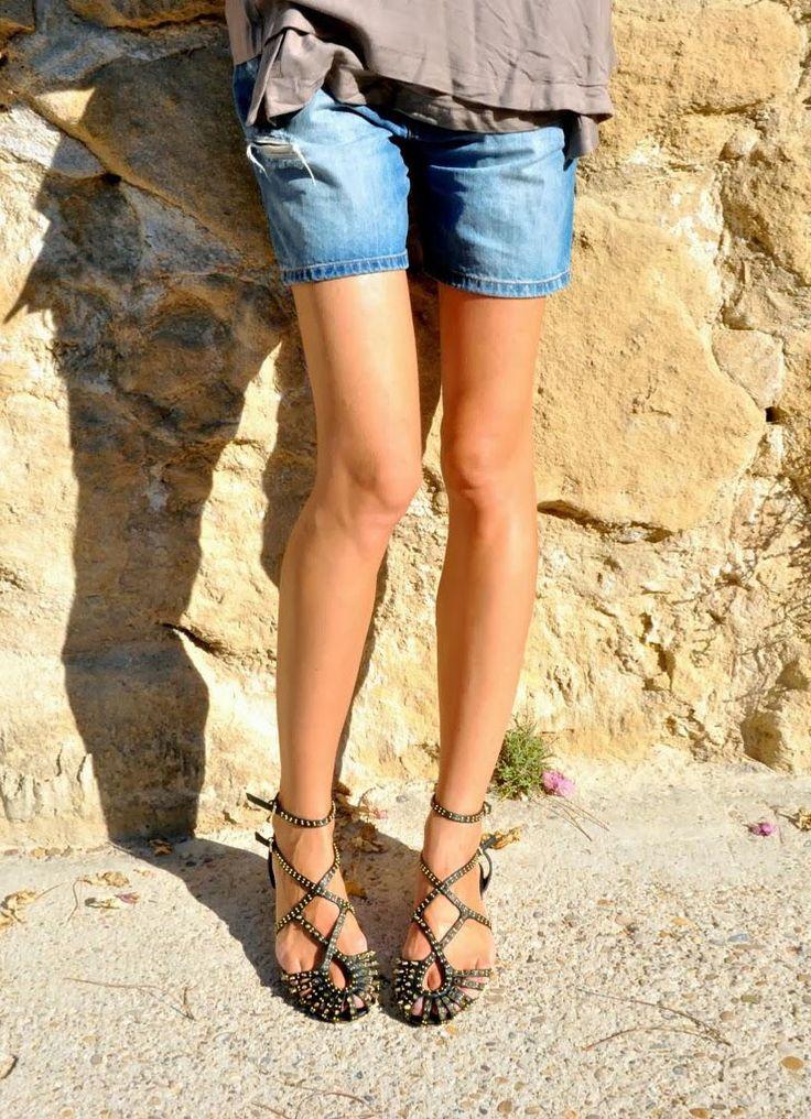 #sandalias #cangrejeras #estilo #verano