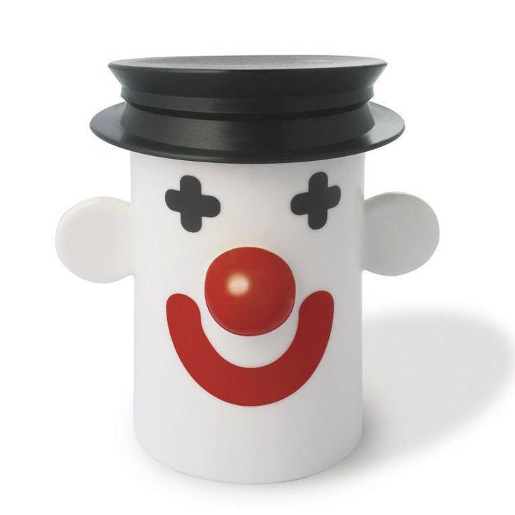 Kubek Klaun - PO SELECTED - DECO Salon. For each child will be an excellent gift. #mug #gifidea #dladzieci #tea #herbs