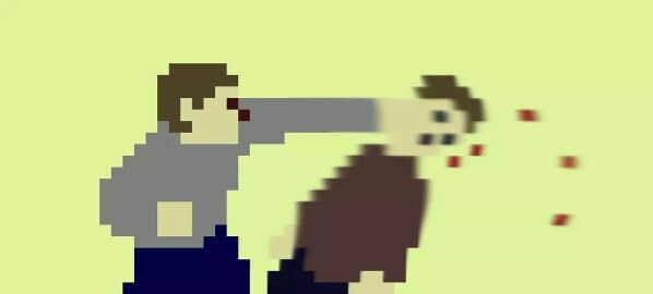 Хук слева