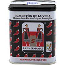 Las Hermanas - Pimenton de la Vera süß - 80g