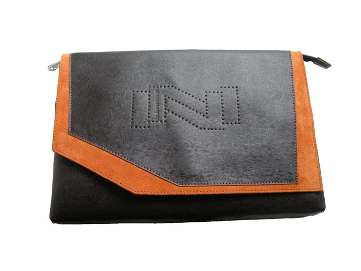 Maxi clutch bag FW13-14 Nannini