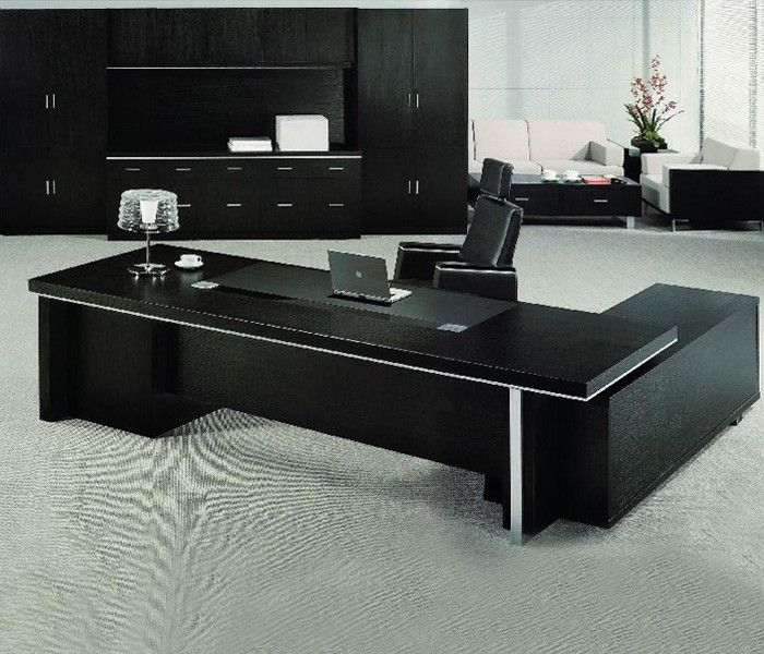 The Complete Furniture Package Of The Office With This Executive Office  Suite Follows A Classy Contemporary