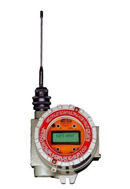 Mil-Ram IR Gas Detector
