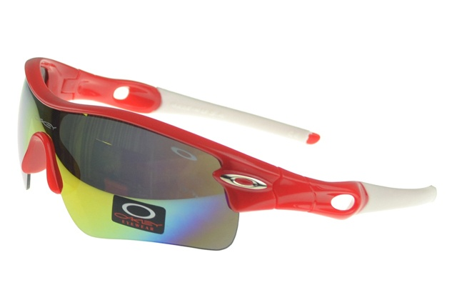 Oakley Radar Range Sunglasses red Frame white Lens : oakley outlet, your description   $14.94
