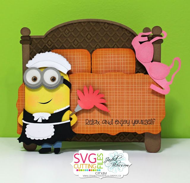 Cindy's Scraptastic Designs: One In A Minion Blog Hop!!!