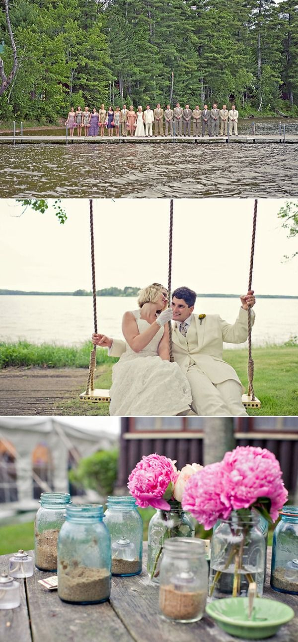 Vintage Wisconsin Wedding By Anda Marie Photography