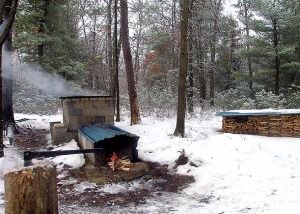 Cold Smoking.... smokehouses and how to make sausage, cure meat, fish, and poultry