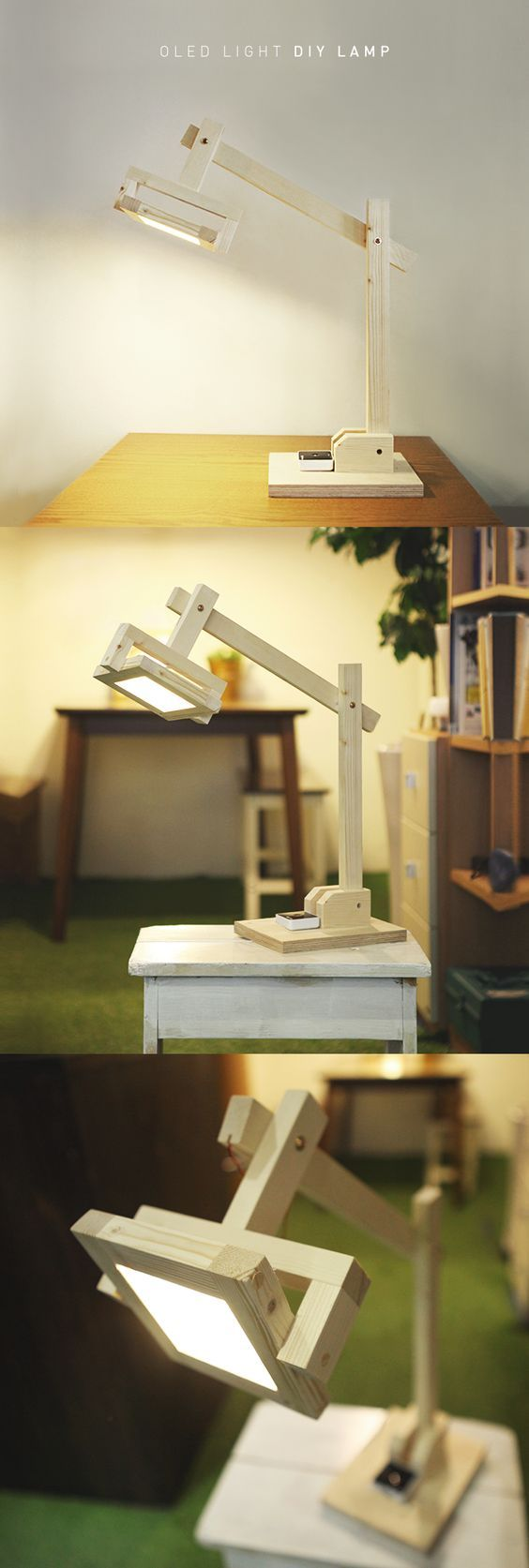 Do It Yourself Lighting: 35 Best OLED Do It Yourself Images On Pinterest