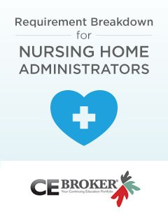 nursing home administrator national exam what Sample examination for the nab/national nursing home administrator's licensing examination that i wrote while studying for the test.
