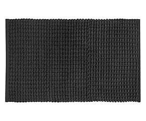 Tappeto in cotone vellutato Velvet carbone - 240x170 cm
