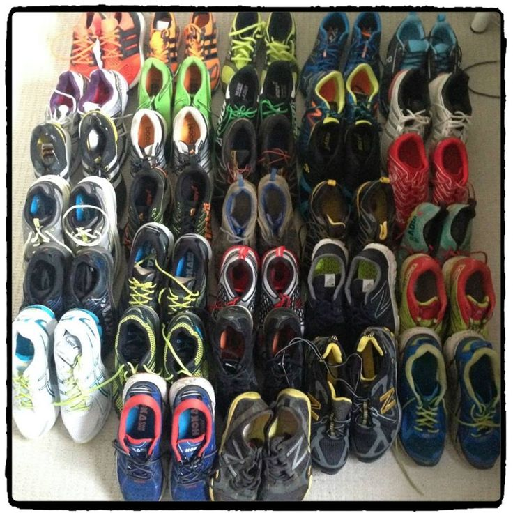 Too many #running shoes? Take a look at some reviews on www.RunningMonkey.co.uk