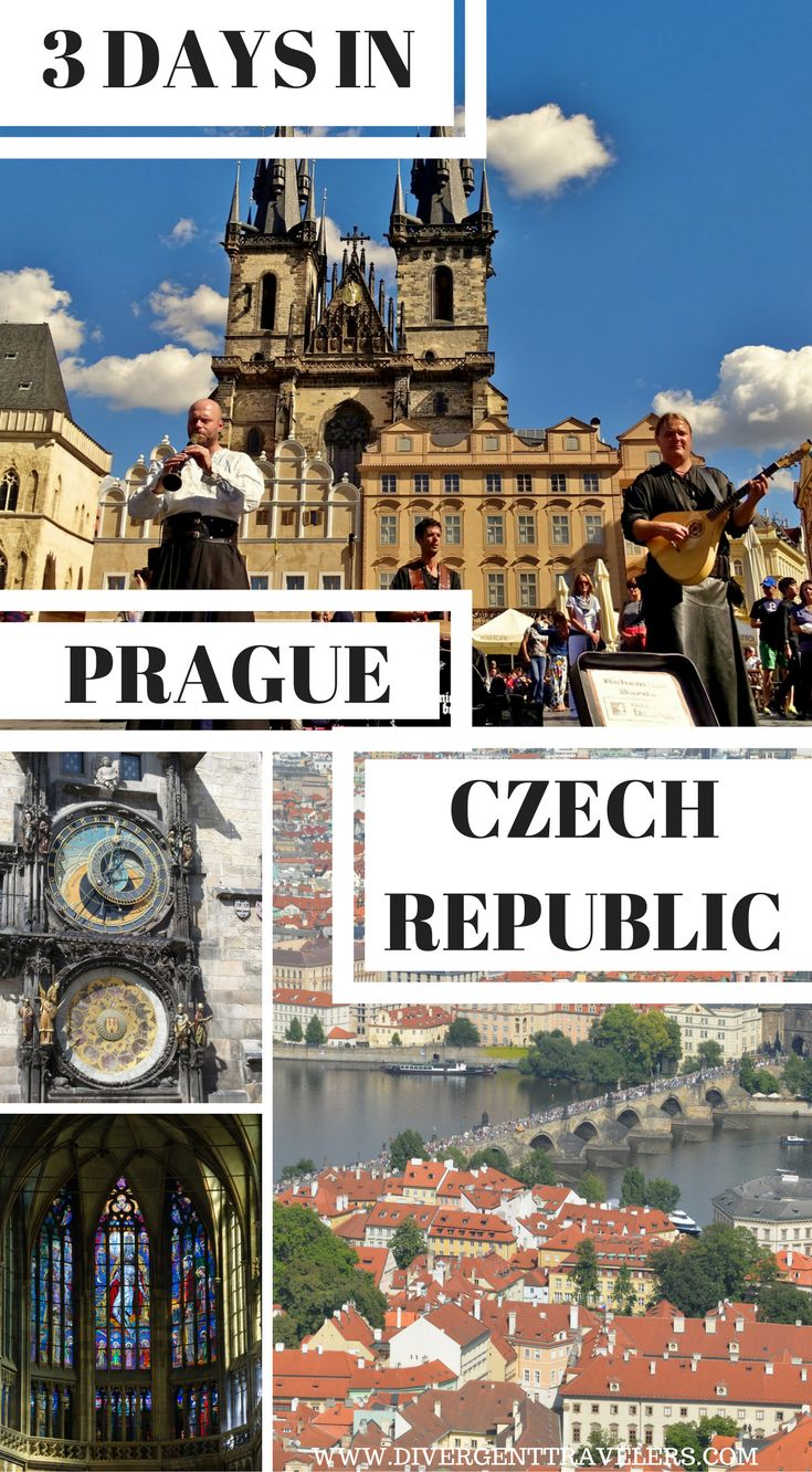 3 Days in Prague – Things to do in Prague, The Czech Republic by the Divergent Travelers Adventure Travel Blog. Prague is unlike any other city in Europe and you will never forget the moment you see it for the first time. It is hauntingly beautiful with its gothic architecture and old world charm. Click to read more at https://www.divergenttravelers.com/things-to-do-in-prague/