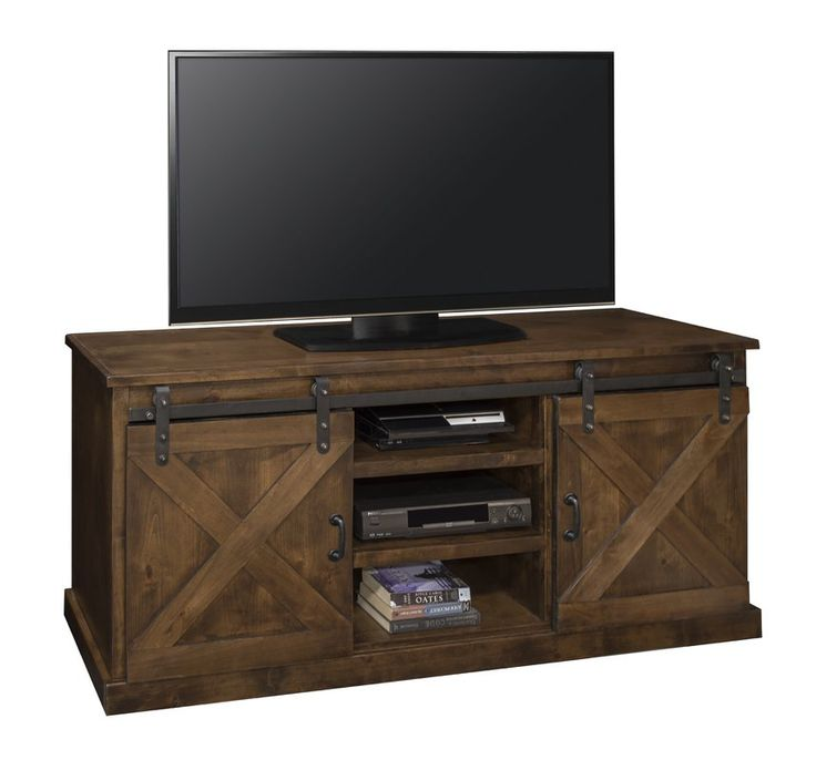 The Athenis collection by Laurel Foundry Modern Farmhouse is highly reminiscent of the industrial revolution, steeped in age old tradition and style. Crafted from various species of solids and veneers and finished in a beautiful rustic finish. Designed for today's electronics, the features are thoughtfully blended into the design. Make a statement in your home theater with this collection!