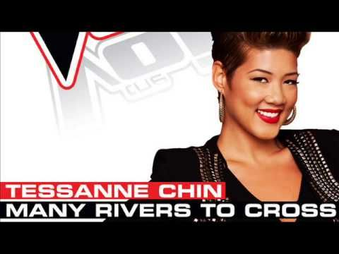 Tessanne Chin - Many Rivers To Cross - Studio Version - The Voice US 2013