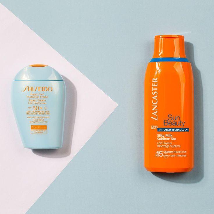 Bescherm je huid, je hebt er namelijk maar één. Ken jij het verschil tussen een zonnebrandcrème en een sunblocker?#nationale #huidkankerdag #zonbescherming #skincare #ICIPARISXLNL