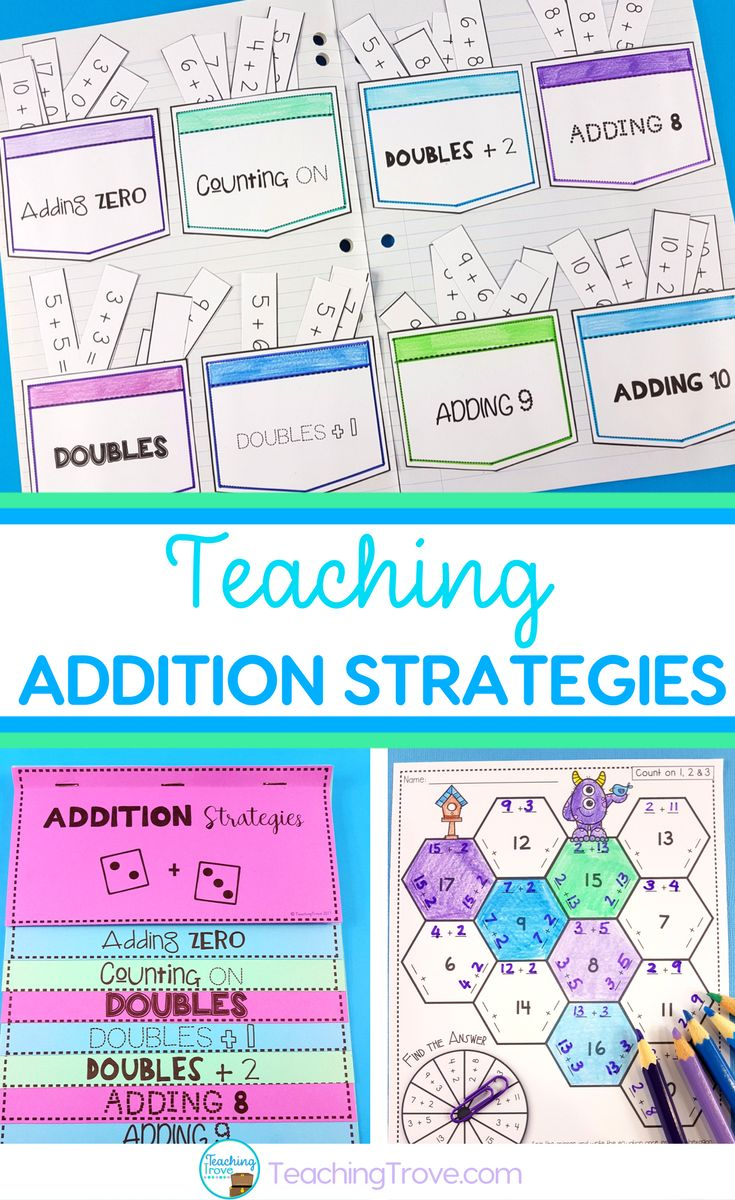 655 best Maths: Addition and Subtraction images on Pinterest ...