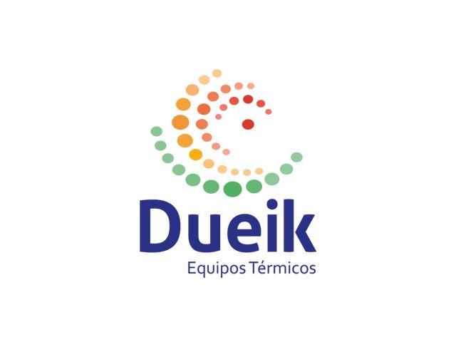 Diseño Gráfico / Re-diseño Imagen Corporativa y papelería empresa de equipos térmicos Dueik. www.rumbodiseno.com