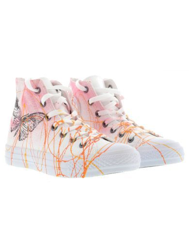 CONVERSE Converse Limited Edition Sneakers Donna Chuck Taylor Butterfly. #converse #shoes #converse-limited-edition-sneakers-donna-chuck-tayl