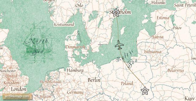 Direction: Sweden!: Ta Szwecja to jest jakaś inna