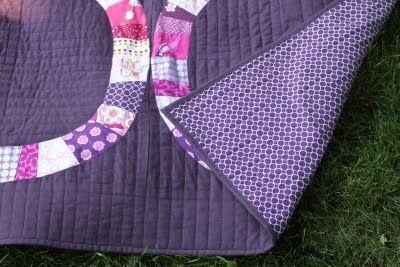 BlueberryGabs: Yeh - A Finish!: Purple Backgrounds, Quilts Inspiration, Girls Quilts, Purple Single, Single Girls, Girls Design, Colors Schemes, Dark Purple, Photo