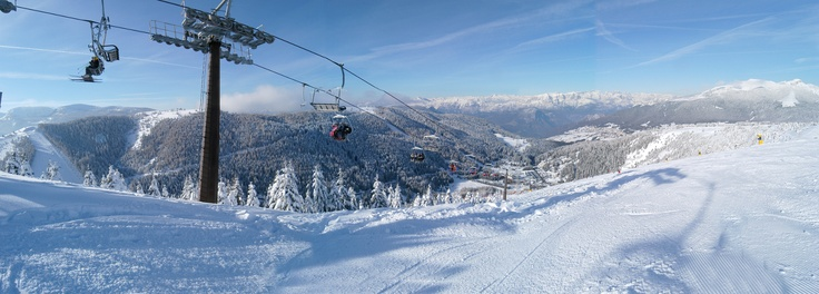 #Folgariaski #Sciare a #Folgaria   Le nostre #Piste