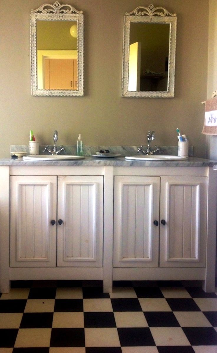 English elegance double vanity wardrobes and vanities pinterest double vanity vanities - English bathroom design ...