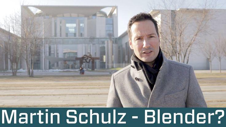 Martin Schulz - Der bessere Bundeskanzler? Lichtgestalt? Blender? Welche...