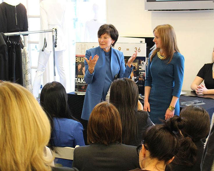 Hangar9 hosted our annual DRESS FOR SUCCESS event with the students from the Ivey Business School. The ladies were educated on colour theory, introduced to the 9=36 formal, and the importance of a great suit!