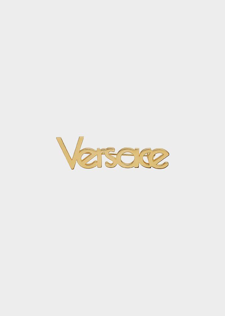 Versace - SS18 | Vintage Logo Pin