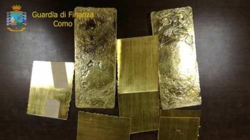 Lombardia: #Riciclaggio il #mercato nero dei lingotti d'oro: pagati 270mila in contati in Svizzera 2 arrest... (link: http://ift.tt/2lzk5z7 )