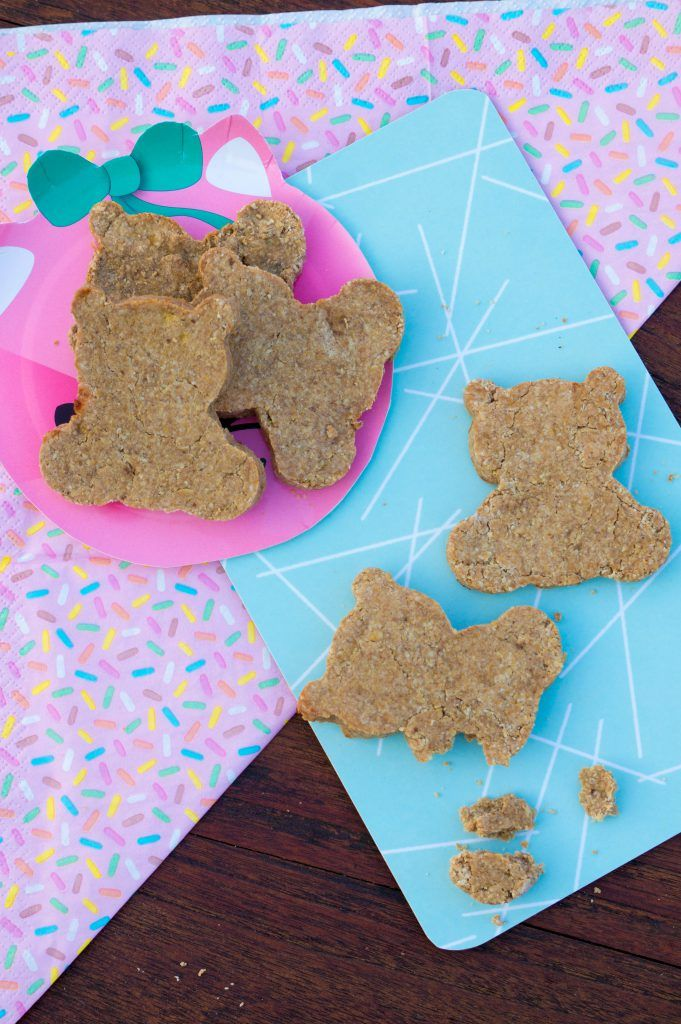 Teething Biscuits Banan and Oats Cookies / Goed voor doorkomende tandjes van Baby's Bananen Havermout Koekjes – Babies Kitchen