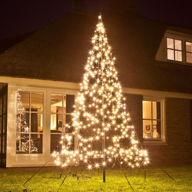 35 besten weihnachtsbeleuchtung garten und. Black Bedroom Furniture Sets. Home Design Ideas