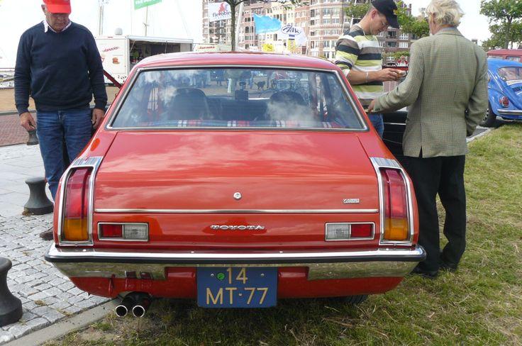 1976 - Toyota Carina 1600 de Luxe