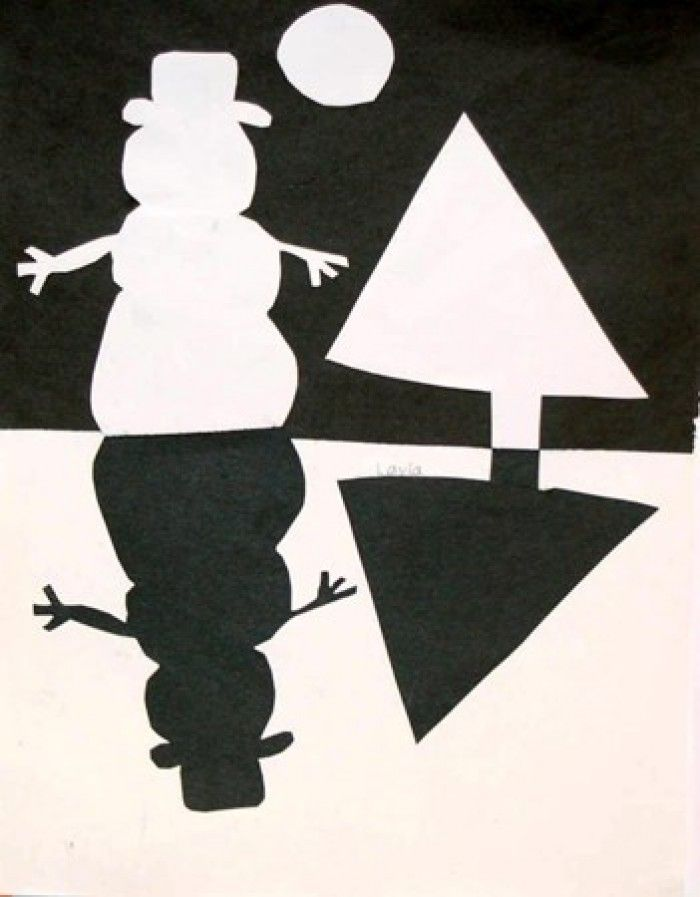 winter art projects for 2nd graders - Bing Images