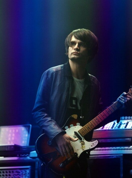 Jonny Greenwood - #Radiohead - London Arena - October 8, 2012 in London, England