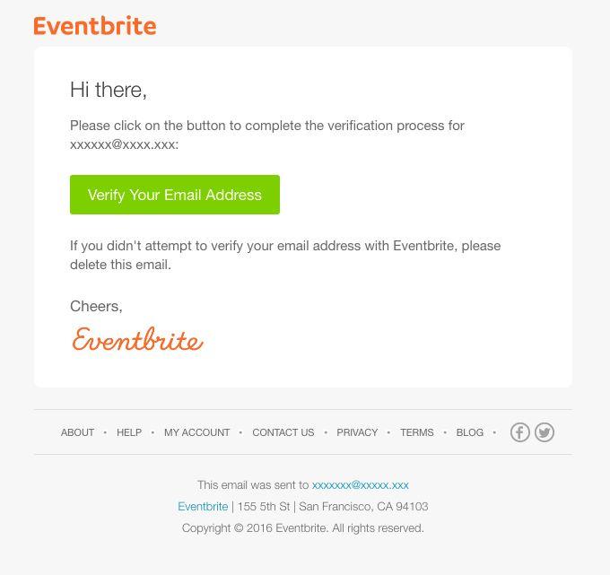 17 best Subscription Emails images on Pinterest Email design - sample confirmation email