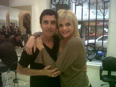 Alvaro y Viviana Sáez