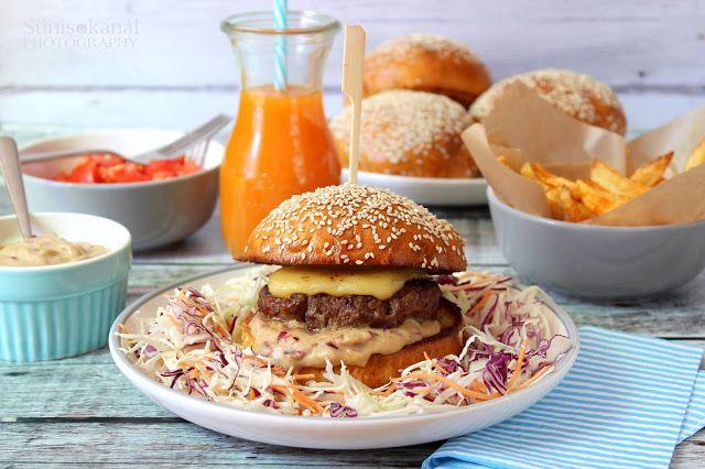 Sünis kanál: Hamburger